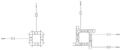 Схемы опалубки колонн